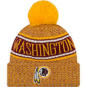 9a1fb41526e Product Image · New Era Men s Washington Redskins Sideline Cold Weather  Reverse Yellow Sport Knit