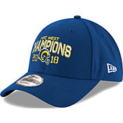 New Era Men's Los Angeles Rams NFC West Division Champions Throwback 9Forty Adjustable Hat