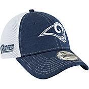 New Era Men's Los Angeles Rams Surge 9Forty Navy Adjustable Hat