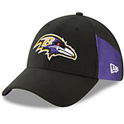New Era Men's Baltimore Ravens 2019 NFL Draft 39Thirty Stretch Fit Black Hat