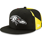 f300c8600b2737 Product Image · New Era Men's Baltimore Ravens 2019 NFL Draft 9Fifty  Snapback Adjustable Black Hat