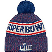 New Era Men's Super Bowl LIII Navy Sport Knit