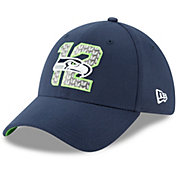 New Era Men's Seattle Seahawks 2019 NFL Draft 39Thirty Stretch Fit Navy Hat