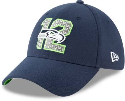 more photos f934a 3bc9a New Era Men s Seattle Seahawks 2019 NFL Draft 39Thirty .