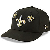 New Era Men's New Orleans Saints 2019 NFL Draft 59Fifty Fitted Black Hat