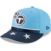 New Era Men's Tennessee Titans 2019 NFL Draft 59Fifty Fitted Blue Hat