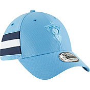 New Era Men's Tennessee Titans Sideline Color Rush 39Thirty Blue Stretch Fit Hat