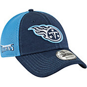 New Era Men's Tennessee Titans Surge 9Forty Navy Adjustable Hat