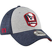 New Era Men's Houston Texans Sideline Road 39Thirty Stretch Fit Hat