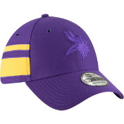 New Era Men's Minnesota Vikings Sideline Color Rush 39Thirty Purple Stretch Fit Hat