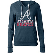 New Era Women's Atlanta Braves Pullover Hoodie