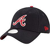 New Era Women's Atlanta Braves 9Twenty Bow Back Adjustable Hat