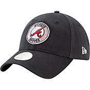 New Era Women's Atlanta Braves 9Twenty Patched Sparkle Adjustable Hat