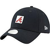 New Era Women's Atlanta Braves 9Twenty Sleekest Fan Adjustable Hat