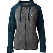 New Era Milwaukee Brewers Full-Zip Hoodie