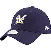 New Era Women's Milwaukee Brewers 9Twenty Adjustable Hat