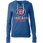 New Era Women's Chicago Cubs Pullover Hoodie