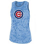 New Era Women's Chicago Cubs Washed Tank