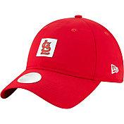 New Era Women's St. Louis Cardinals 9Twenty Sleekest Fan Adjustable Hat