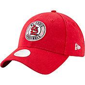 New Era Women's St. Louis Cardinals 9Twenty Patched Sparkle Adjustable Hat
