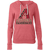 New Era Women's Arizona Diamondbacks Pullover Hoodie
