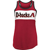 New Era Women's Arizona Diamondbacks Tri-Blend Tank