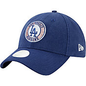 New Era Women's Los Angeles Dodgers 9Twenty Patched Sparkle Adjustable Hat