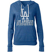 New Era Women's Los Angeles Dodgers Pullover Hoodie