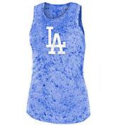 New Era Women's Los Angeles Dodgers Washed Tank