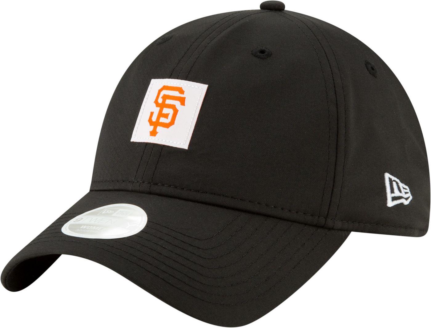 New Era Women's San Francisco Giants 9Twenty Sleekest Fan Adjustable Hat