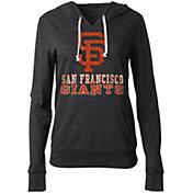 New Era Women's San Francisco Giants Pullover Hoodie