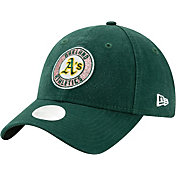 New Era Women's Oakland Athletics 9Twenty Patched Sparkle Adjustable Hat