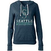 New Era Women's Seattle Mariners Pullover Hoodie