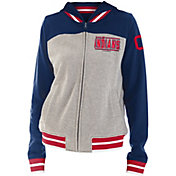 New Era Women's Cleveland Indians Full-Zip Hoodie