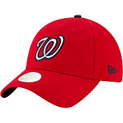 New Era Women's Washington Nationals 9Twenty Bow Back Adjustable Hat