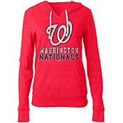 New Era Women's Washington Nationals Pullover Hoodie