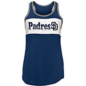 New Era Women's San Diego Padres Tri-Blend Tank