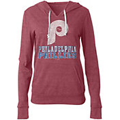 New Era Women's Philadelphia Phillies Pullover Hoodie
