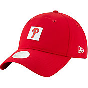 New Era Women's Philadelphia Phillies 9Twenty Sleekest Fan Adjustable Hat