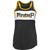 New Era Women's Pittsburgh Pirates Tri-Blend Tank