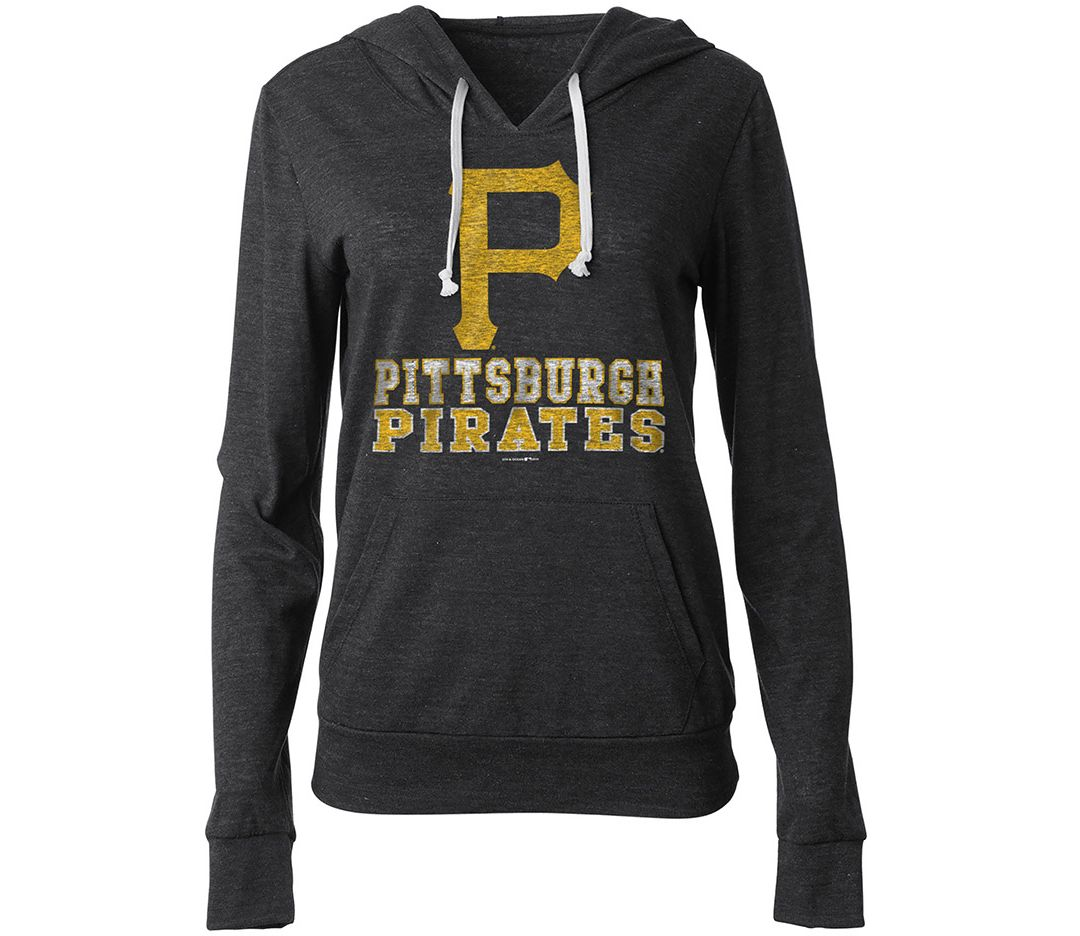 cheap for discount 5ff72 4f7bd New Era Women's Pittsburgh Pirates Pullover Hoodie
