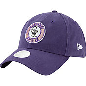 New Era Women's Colorado Rockies 9Twenty Patched Sparkle Adjustable Hat