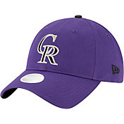 New Era Women's Colorado Rockies 9Twenty Bow Back Adjustable Hat