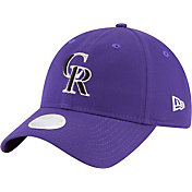 New Era Women's Colorado Rockies 9Twenty Adjustable Hat
