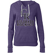 New Era Women's Colorado Rockies Pullover Hoodie