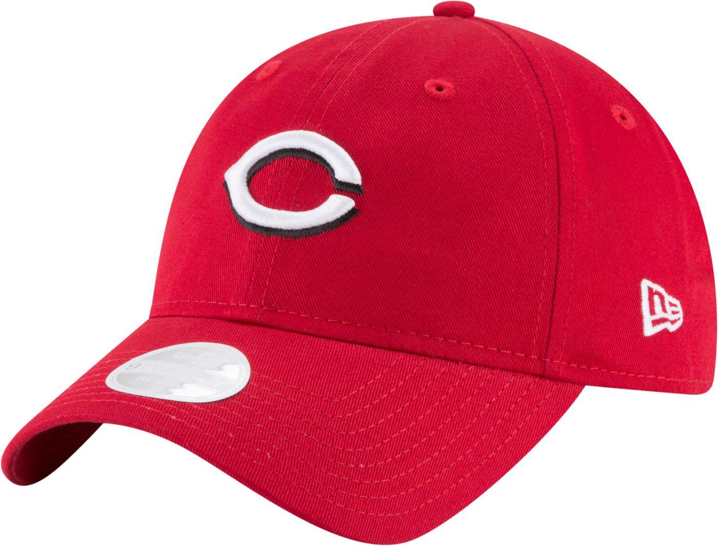 New Era Women's Cincinnati Reds 9Twenty Adjustable Hat