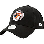New Era Women's Baltimore Orioles 9Twenty Patched Sparkle Adjustable Hat