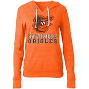 New Era Women's Baltimore Orioles Pullover Hoodie