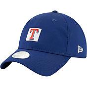 New Era Women's Texas Rangers 9Twenty Sleekest Fan Adjustable Hat