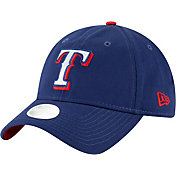 New Era Women's Texas Rangers 9Twenty Bow Back Adjustable Hat